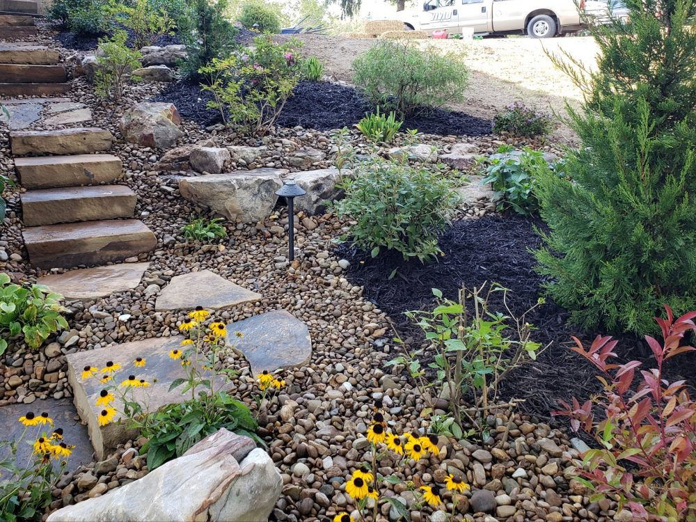 hardscaping evansville